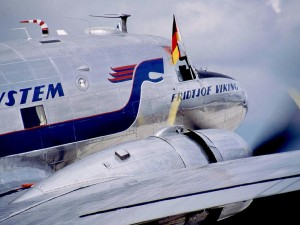 DC-3 from Sweden